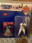 Kenner Starting Line Up Cliff Floyd Montreal Expos 1995 Figure & Card Rookie Yr