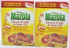 Mazola Tomato Bouillon Packets w Chicken Flavor All Natural 2 Pack 8 Packets