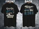 Hollywood Undead and Cypress Hill tour 2019 T shirt size S 5XL