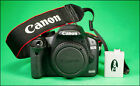 Canon EOS 500D DSLR CameraSold With Battery  Strap With Only 5569 Shots Taken