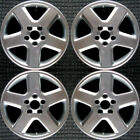 Volvo V50 Painted 16 OEM Wheel Set 2004 2010 306640350 30647930