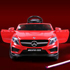 Kids Ride On Car Mercedes Benz Licensed Electric Toy w Control Carry Handle MP3