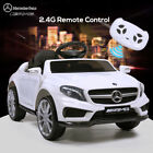 Kids Electric Ride On Car Mercedes Benz Licensed Remote Battery Operated Toy