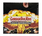 Topps 2017 Garbage Pail Kids Series 1 Adam-Geddon Retail Box Cards
