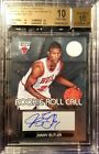 2012-13🔥Jimmy Butler🔥Panini Totally Cert Rookie Roll Call AUTO BGS Pristine 10