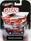 Hot Wheels Greased Lightning Retro Entertainment X8902 NRFP 2013 Red 164