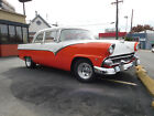 1955 Ford Fairlane Club Sedan; 351 cu. in. Windsor Power Brakes, C 4 Automatic, NEW suspension, GREAT FOR CRUISING; VG Cond. video