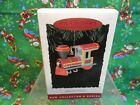1994 Hallmark Yuletide Central #1 In Series Pressed Tin Locomotive Train NEW