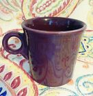Claret Wine Fiestaware Fiesta Tom and Jerry Old Style Coffee Mug