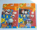 Pee-Wee Playhouse Jambi and The Puppet Land Band Randy Globey Figure Toy 1988