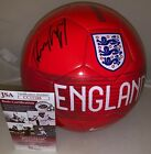 Wayne Rooney Manchester United signed England F S Soccer Ball Proof JSA