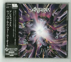 ANTHRAX We've Come For You All JAPAN CD VICP-65112 2012 OBI s5879