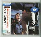 SCORPIONS Animal Magnetism JAPAN CD PPD-3065 1989 OBI xRental s6110