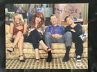 MARRIED W CHILDREN CAST O'NEILL SAGAL AUTOGRAPHED 11 x 14 PHOTO PSA DNA