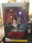 STRANGER THINGS TRADING CARDS HOBBY BOX (TOPPS 2018)