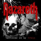 NAZARETH-TATTOOED ON MY BRAIN-JAPAN CD BONUS TRACK +Tracking Number