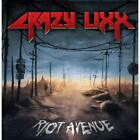 CRAZY LIXX-RIOT AVENUE (+1)-JAPAN CD BONUS TRACK