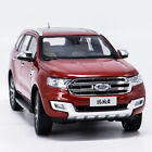 1 18 Scale China Ford Everest SUV Form Ranger Diecast Car Model Toys