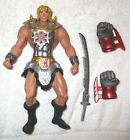 2002 He Man Mega Punch Masters of the Universe modern figure 100
