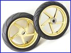 DUCATI 748 916 996 998 MS4R MARCHESINI M5R Magnesium Wheel Set Gold yyy