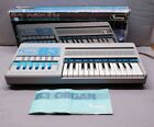 BONTEMPI (Mini) B3 Electric Chord Organ Keyboard in box with manuel Excellent