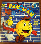 Pac-Man and the Ghost Diggers Vintage 1983 Golden Look Look Book.