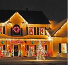 6 Big 14 Inflatable Christmas Holiday Hanging Ornaments Yard Home Decorations