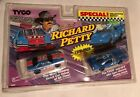 Vintage 1992 TYCO Richard Petty Twin Pack Collectors Edition Slot Car Set *NEW*