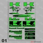 KAWASAKI Z750S motorcycle wheel decals rim stickers set Reflective kit 17 rim