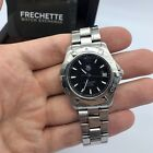 TAG HEUER Aquaracer Black Dial Automatic Stainless Steel 38mm Watch WAF2110