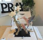 LLADRO HUMMINGBIRD # 8117 PRIVILEGE GOLD LIMITED EDITION w/BOX FAST SHIPPING!!!