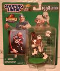 1998 Curtis Martin NY Jets Kenner Starting Lineup Extended Series