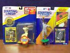 VTG MLB STARTING LINEUP Darryl Strawberry Sports Figures w/ Cards, Coin, Poster