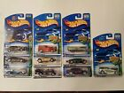 HOT WHEELS TREASURE HUNT LOT TEN CARS