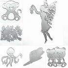 435E 8A62 DIY 12 Styles Cutting Dies Scrapbooking Paper Embossing Craft Supplies