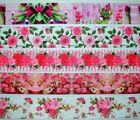 78 Or 1.5 Grosgrain Ribbon Mixed Lot Of Daisy Flowers Roses Printed.refw1