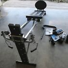 Total Gym XL Excercise Fitness Equipment Attachments Books Home Good Condition