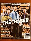 ROLLING STONE MAGAZINE AUS OCT 2007 THE CHASERS WAR ON EVERYTHING GUNS N ROSES!!