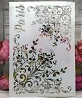 Lady Words Animals A4 Diy Craft Layering Stencils Painting Scrapbooking Template