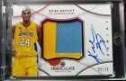 12-13 IMMACULATE CHINESE RED JUMBO PATCHES KOBE BRYANT AUTO PATCH MPLS #20 25!