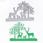 186F DIY Paper Cutting Cutting Dies Cheap Carbon Steel Deer Toy Home Template