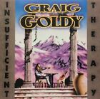 Goldy Craig - Insufficient Therapy - CD - New