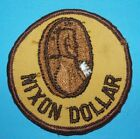 NIXON DOLLAR   PATCH - BADGE -  3.0.