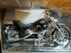 Harley Davidson 1999 FXSTB Night Train Die Cast Metal Collectible