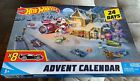 Hot Wheels Advent Calendar Christmas Car Toy Kids Gift Wrapped Aldi Nativity New