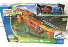 Fisher Price Thomas and Friends Adventures Misty Island Zip-Line Train Playset