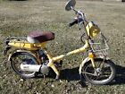 Vintage 1978 Yellow Honda Express NC50 Moped. Local pick up only.