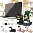 Charger Dock Station Stand Holder for Apple Watch iWatch 38mm 42mm iPhone Xr XS