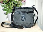 Mischa Barton black shoulder bag cross body bag