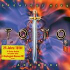 TOTO GREATEST HITS AND MORE Complete 3 Disc CD Set Germany Import with booklet